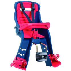 Peg Perego IYOK02NA62 - Orion Front Child Bike Seat - Blue/Red