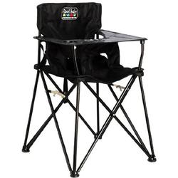 ciao! baby HB2000 - Portable High Chair - Black