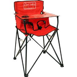 ciao! baby HB2005 - Portable High Chair - Red