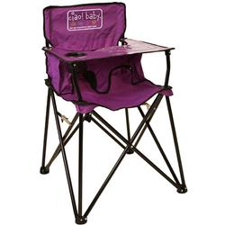 ciao! baby HB2012 - Portable High Chair - Purple