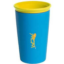 Wow Gear 204 - 360 Spill Free Wow Drinking Cup 9 oz. - Blue