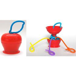 Boingy - Grapple Multiple Toy Tether - Red