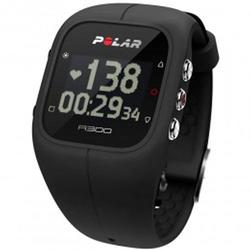 Polar - A300 Fitness and Activity Monitor with HR and Bag - Black