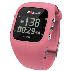 Polar - A300 Fitness and Activity Monitor with HR and Bag - Pink