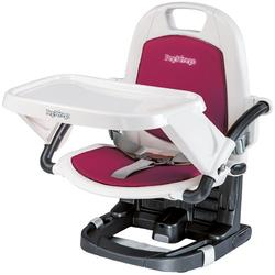 Peg Perego - RIALTO Booster High Chair - Berry Pink