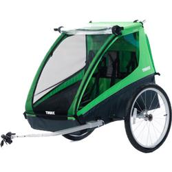 THULE 10101802 - Cadence2+ Bicycle Trailer - Green