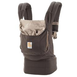 Ergo Baby - Organic Collection Baby Carrier - Dark Cocoa