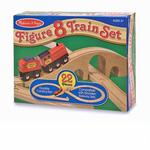 Melissa and Doug Figure 8 Train Set (0703)