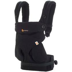 Ergo Baby BC360ABLK- 360 Carrier Pure Black