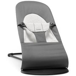 Baby Bjorn 005084US Bouncer Balance Soft Dark Gray/Gray, Jersey Cotton