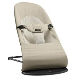 Baby Bjorn 005083US Bouncer Balance Soft Beige And Grey
