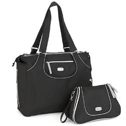 CHICCO 06079400950 Layla Tote & Dash Bag- Black