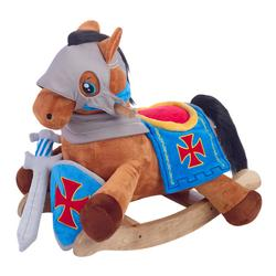 Rockabye 85061 Knight's Horse Play and Rock