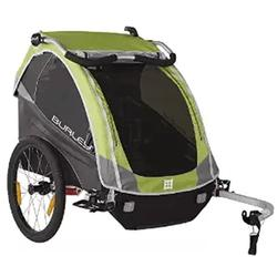 Burley 948304 D'Lite Bike Trailer Green