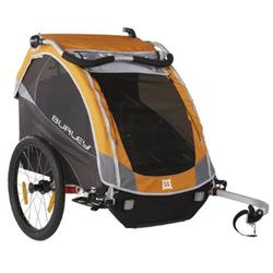 Burley 948305 D'Lite Bike Trailer Orange