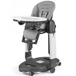 Peg Perego - Tatamia High Chair Stripes Grey