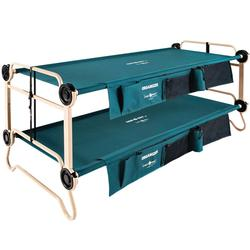 Disc-O-Bed Cam-O-Bunk XL (35in Width) with 2 Organizers