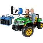Peg Perego IGOD0063K John Deere Gator XUV With 12 Volt Battery And Charger