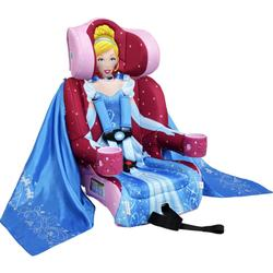 Kids Embrace 40000CIN Friendship Combination Booster Car Seat - Cinderella