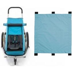 Croozer 122001414 Sun Cover Kid Plus for 1