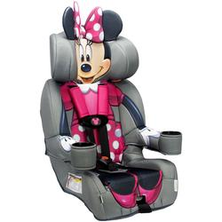 Kids Embrace 3001MN Friendship Combination Booster Car Seat -Minnie