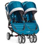 Baby Jogger  1959384- City Mini Double Stroller - Teal/Gray