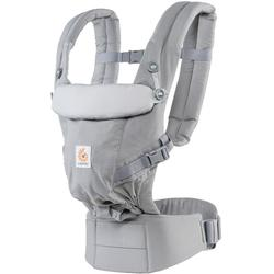 Ergo Baby BCAPEAGRY Adapt 3 Position  Baby Carrier - Pearl Grey
