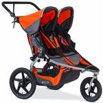 BOB  ST1372KT Revolution Flex Duallie Stroller with Double Snack Tray - Canyon