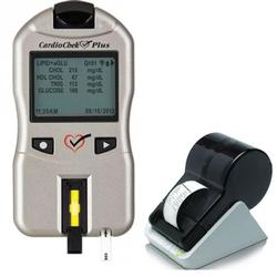 CardioCheck Plus Professional Blood Analyzer Testing Device With Printer