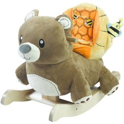 Rockabye 85080 Honey Bear Rocker Ride On