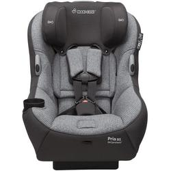Maxi-Cosi Pria 85 Special Edition Convertible Grey Sweater Knit Car Seat with FREE Back Seat Mirror