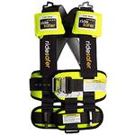 Safe Traffic Systems JD15201YWB - Ride Safer 3 Travel Vest, Large - Yellow