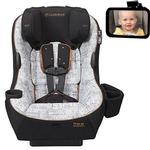 Maxi Cosi Pria 85 Special Edition Convertible City Motif Car Seat with FREE Back Seat Mirror