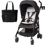 Maxi Cosi Special Edition Infant Stroller - Dana City Motif with FREE Stylish Diaper Bag