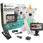 Infanttech Zooby Car and Home Video Baby Monitor - Unicorn