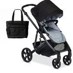 Britax B-Ready Stroller with Diaper Bag - Mist
