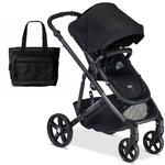Britax B-Ready Strollerwith Diaper Bag  - Black