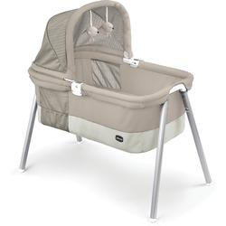 Chicco 00079772100 Lullago Deluxe Portable Bassinet - Taupe
