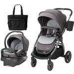 Maxi-Cosi TR362CTF Adorra Loyal Grey Travel System with BONUS Diaper Bag