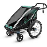 Thule 10203001 Chariot Lite 1 Multisport Trailer - Bluegrass/Black