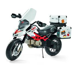 Peg Perego IGMC0021US Ducati Hypercross Motorcycle Ride On