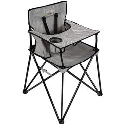 ciao! baby HB2016 - Portable High Chair -  Grey Check