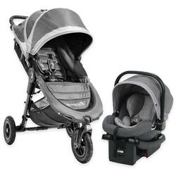 Baby Jogger 1969680 GT Stroller Car Seat Travel System - Steel Gray