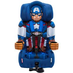 Kids Embrace 3001CAP Friendship Combination Booster Car Seat - Captain America