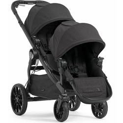 Baby Jogger City Select Lux with Second Seat Double Stroller - Granite