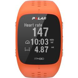 Polar M430 90064408 Wrist-Based Heart Rate GPS Running Watch - Orange