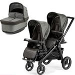Peg Perego Team Stroller w/ 2nd Popup Seat  - Atmosphere