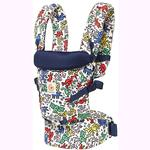 Ergo Baby BCAPEAKHWHT3 Position Adapt Baby Keith Haring Carrier - Color Pop
