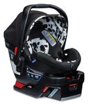 Britax - B-Safe 35 Elite Infant Car Seat with Back Seat Mirror - Cowmooflage