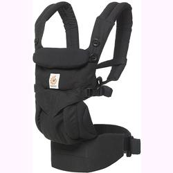 Ergo Baby Omni 360 All-in-One Ergonomic Baby Carrier - Pure Black